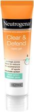 Neutrogena Clear & Defend Rapid Gel Täsmähoitogeeli 15 Ml