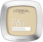 L'oréal Paris True Match Puuteri W1 Golden Ivory 9G