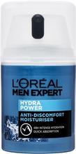L'oréal Paris Men Expert Hydra Power Virkistävä Geelimäinen Kosteusvoide Kasvoille 50Ml