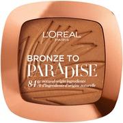 L'oréal Paris Bronze Of Paradise 03 Back To Bronze Aurinkopuuteri 9G