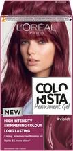 L'oréal Paris Colorista Permanent Gel #Violet Kestoväri 1Kpl
