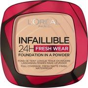 L'oréal Paris Infaillible 24H Fresh Wear 245 Golden Honey Meikkipuuteri 9 G