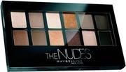 Maybelline New York  Nudes Eyeshadow Palette -Luomiväripaletti 9,6G