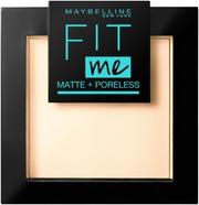 Maybelline New York Fit Me Matte   Poreless 105 -Puuteri 9G