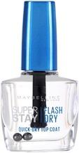 Maybelline New York Superstay Flash Dry Päällyslakka
