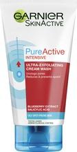 Garnier Skin Active Pure Active Intensive Syväpuhdistava Kuorintavoide 150Ml