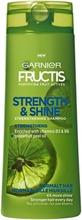 Garnier Fructis Strength & Shine Shampoo Normaaleille Hiuksille 400Ml