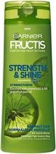 Garnier Fructis Strength & Shine 2In1 Shampoo Normaaleille Hiuksille 250Ml