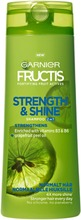 Garnier Fructis Strength & Shine 2in1 shampoo normaaleille hiuksille 400ml