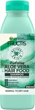 Garnier Fructis Hair Food Aloe Vera Shampoo Normaaleille Ja Kuiville Hiuksille 350Ml