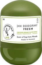 La Provencale BIO Fresh 24h deodorantti 50ml