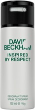 David Beckham 150ml Inspired By Respect deodorantti spray