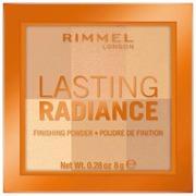 Rimmel Lasting Radiance Finishing Powder -Puuteri 8G, 001 Ivory