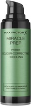 Max Factor 30Ml Miracle Prep Colour Correcting & Cooling Primer Meikinpohjustusvoide