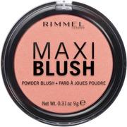 Rimmel Maxi Blush Powder Blusher 001 Third Base Poskipuna 9G