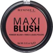 Rimmel Maxi Blush Powder Blusher 003 Wild Card Poskipuna 9G