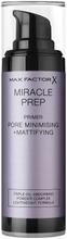 Max Factor 30Ml Miracle Prep Pore Minimizing & Matifying Primer Meikinpohjustusvoide