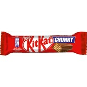 Nestlé Kit Kat Chunky 40G Suklaakuorrutteinen Vohvelipatukka