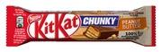 Nestlé Kit Kat Chunky Peanut 42G Suklaakuorrutteinen Vohvelipatukka