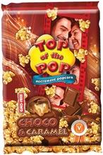 Top Of The Pop 100G Mikropopcorn Suklaan Ja Karamellin Makuinen