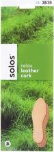 Solos Leather Cork Pohjallinen Koko 38/39