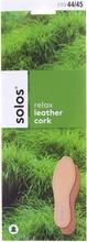 Solos Leather Cork Pohjallinen Koko 44/45