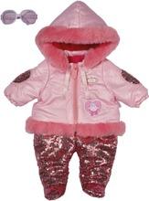 Baby Annabell Deluxe Talviasu 43Cm