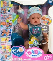 Baby Born Soft Touch P...