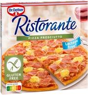 Dr. Oetker Ristorante Prosciutto Gluteeniton Pakastepizza 345G