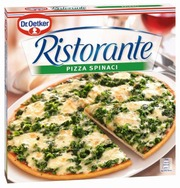 Spinaci pizza 390 g