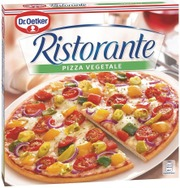 Vegetale pizza 385 g