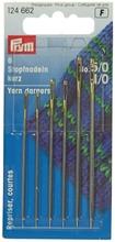 Prym parsinneula 5/0 - 1/0 lyhyt 6kpl