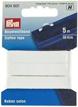 Prym kanttinauha 10mm/5m valkoinen