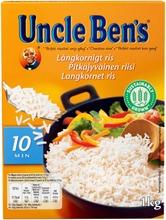 Pitkäjyväinen riisi 1kg