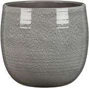 Scheurich 765/25 Cm Glazing Grey Keraaminen Ruukku