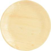 Papstar Pure Lautanen Palmunlehti 23X2,5cm 6Kpl