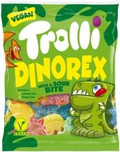 24 X Trolli Dino Rex Xtra Sour Makeissekoitus 100G