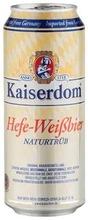 Kaiserdom Hefe-Weissbier 4,7 % 50 Cl Tölkki Olut