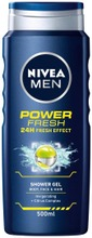 Nivea Men 500Ml Power ...