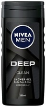 Nivea Men 250Ml Deep S...