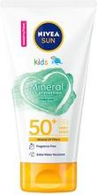 Nivea Sun Kids 150Ml Mineral Uv Protection Spf50  -Aurinkosuojavoide