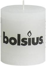 Bolsius Rustiikkikynttilä 68/80Mm Valkoinen 02