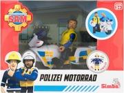 Palomies Sami Poliisimoottoripyörä