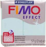 Fimo-Soft Efektiväri 56G Vihr
