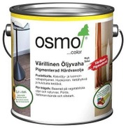 Osmo Color Värillinen Öljyvaha, 3073 Tumma Tammi 2,5 L