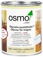 Osmo Color 750Ml Öljyvaha 3062 Väritön Matta