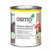 Osmo Color Värillinen Öljyvaha 750 Ml 3041 Valkotammi