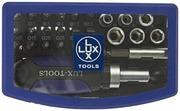 Lux-Tools Kärkisarja 26-Osainen Classic
