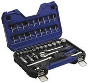 Lux-Tools Hylsysarja 43-Osainen Comfort