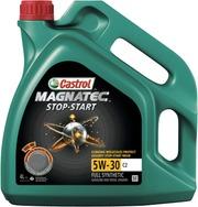 Castrol Magnatec Stop-Start 5W-30 C2 Moottoriöljy 4L